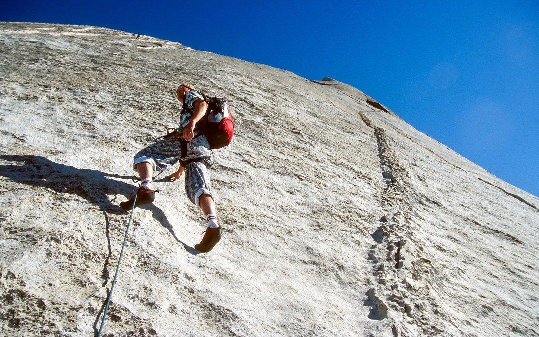 Comment être un grimpeur équilibré